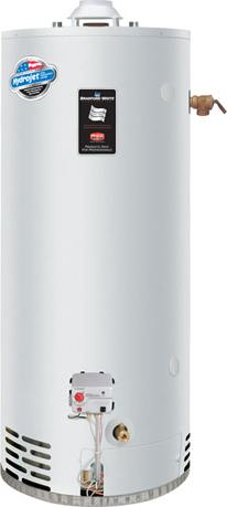 Home hot water tank