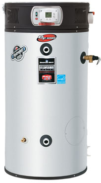 Residential hot water tanks