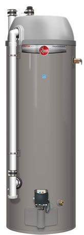 Rheem residential hot water tank