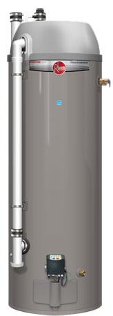 Rheem residential hot water tank
