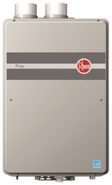 High efficiency tankless house hot water heater