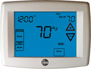 Thermostat Rheem model