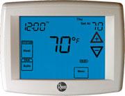 Thermostat Rheem model