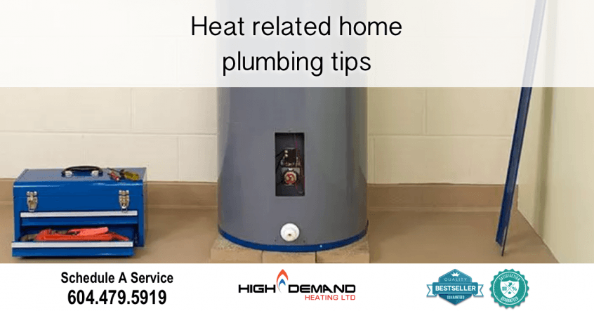 heat-related-home-plumbing-problems